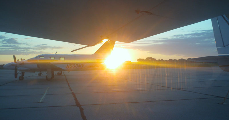 Columbus, Nebraska Sunrise