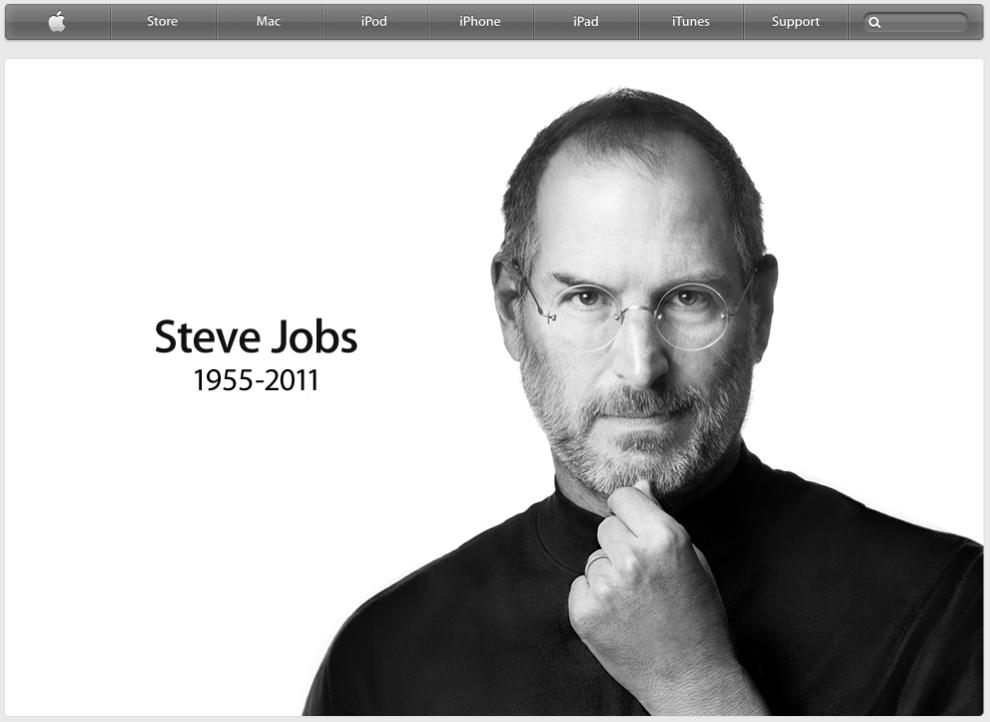 RIP Steve Jobs 10-05-11
