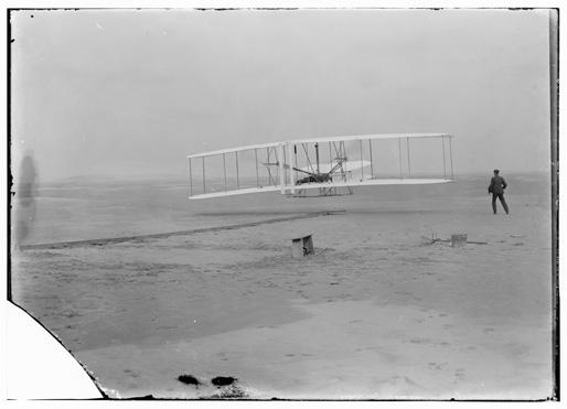 Wright Flyer First Flight