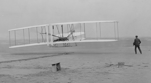 Wright Brothers, Kitty Hawk, NC