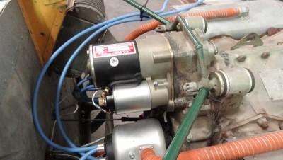 B&C Starter Continental engine