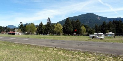Packwood airport